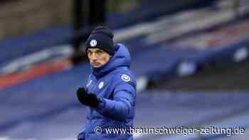 Champions League: Bloß nicht grübeln: Tuchel will mit Chelsea insHalbfinale