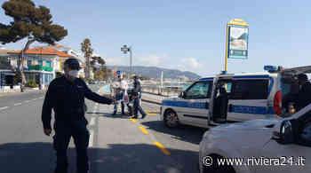 Diano Marina, controlli anticovid della polizia municipale: attenzione ai bar - Riviera24