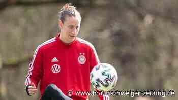 DFB-Frauen: Torhüterin Ann-Katrin Berger bekommt Länderspieleinsatz