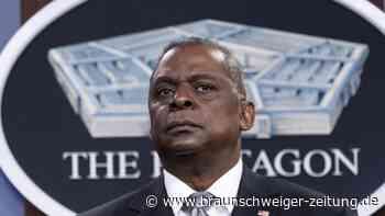 Deutschlandbesuch: US-Verteidigungsminister Austin kommt nach Berlin