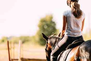 Près de Louviers : son cheval lui tombe dessus, la cavalière est blessée - actu.fr
