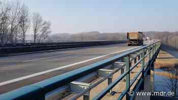 Muldebrücke bei Wurzen wird saniert - MDR