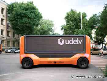 Intel's Mobileye and Udelv to launch 35,000 autonomous delivery vehicles by 2028