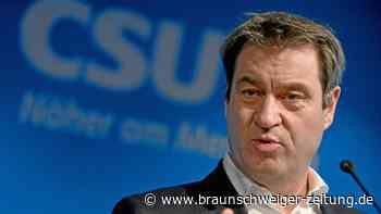 Bundestagswahl: Kanzlerkandidatur: Warum Söder kaum noch Chancen hat