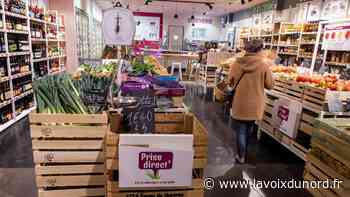 précédent Le magasin Prise Direct' du centre-ville d'Arras va s'agrandir cet été - La Voix du Nord