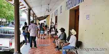 Alcaldía de Pasaquina se queda sin electricidad - La Prensa Grafica