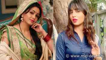 Arshi Khan, Shubhangi Atre, Kunal Jaisingh: Television stars wish fans on Gudi Padwa - mid-day.com