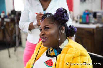 """Tarriona """"Tank"""" Ball among New Orleans women on AfroPoP television series - OffBeat Magazine"""