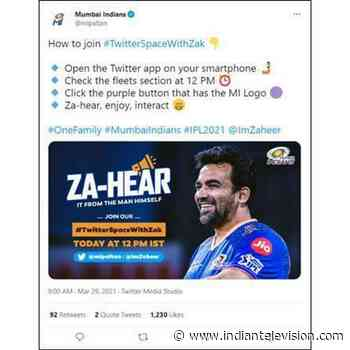 Twitter introduces new features for more interactive Cricket Season - Indiantelevision.com