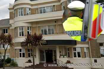 Burglar stole Sony television from Carlton Hotel in Bournemouth - Bournemouth Echo