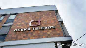Increasing political pressure on the public broadcaster Czech Television - EURACTIV