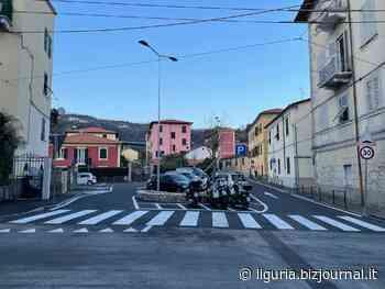 La Spezia: terminati i lavori di riqualificazione di via Viano | Liguria Business Journal - Bizjournal.it - Liguria