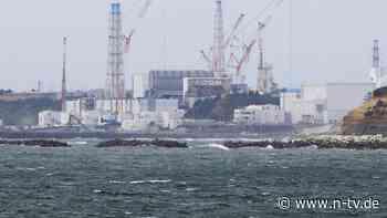 Japan gibt Entscheidung bekannt: Verseuchtes Fukushima-Wasser soll ins Meer
