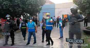 Cercado de Lima: reportan incendio que destruye inmueble en el jirón Huanta - El Comercio Perú