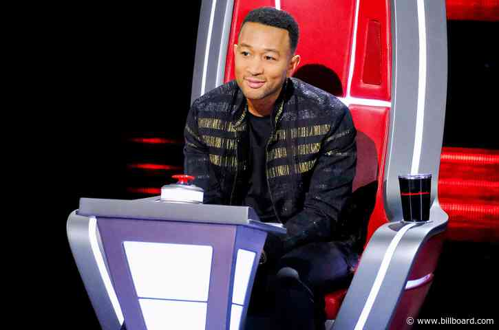 John Legend Left With Tough Decision Following 'Unbelievable' Battle on 'The Voice': Watch