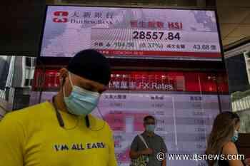 Asian Shares Gain Despite Virus Worries; China Exports Rise