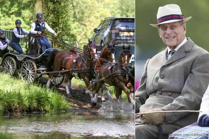 """Oostmalse paardenmenner was kind aan huis bij overleden prins Philip: """"Hij was 'ene van ons'"""""""
