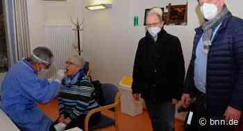 Corona: Schnelltest-Zentrum in Ispringen nimmt seine Arbeit auf - BNN - BNN - Badische Neueste Nachrichten
