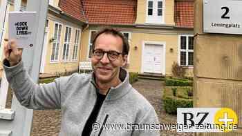 Der Wolfenbütteler Michael Wiegand dichtet Lockdown-Lyrik