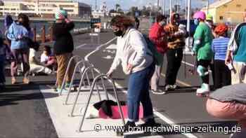 Neuer US-Park trotzt Stereotypen: Skaten auch für Schwergewichte