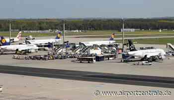 Ab Montag: Vermessung des Instrumentenlandesystems (ILS) am Flughafen Frankfurt | airportzentrale.de - airportzentrale.de