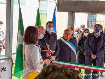 """Vaccinazioni, per Turate c'è il centro di Saronno. Il sindaco: """"Servizio importantissimo"""" - ilSaronno"""
