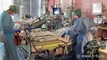 Corona-Rekord noch im April?: Intensivstationen füllen sich immer schneller