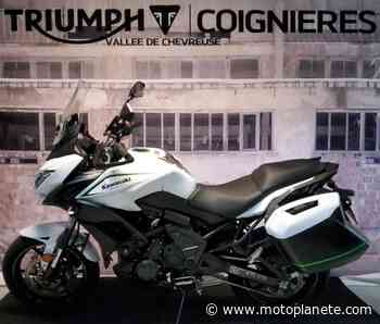 Kawasaki VERSYS 650 2018 à 5990€ sur COIGNIERES - Occasion - Motoplanete