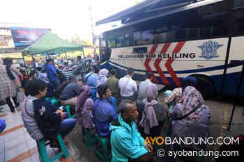Bandung   Jadwal dan Lokasi SIM Keliling Kota Bandung 13 April 2021 - ayobandung.com