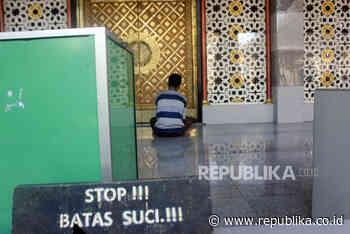Satgas Covid-19 Kota Sorong Izinkan Tarawih di Masjid - Republika Online