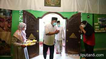 Wali Kota Hendi Ziarah ke 4 Makam Alim Ulama dan Pendiri Kota Semarang - Liputan6.com