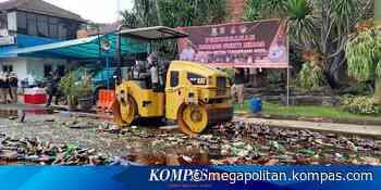 Polisi Musnahkan 14.759 Botol Miras dan Amankan 112 Orang di Kota Tangerang - Kompas.com - Megapolitan Kompas.com