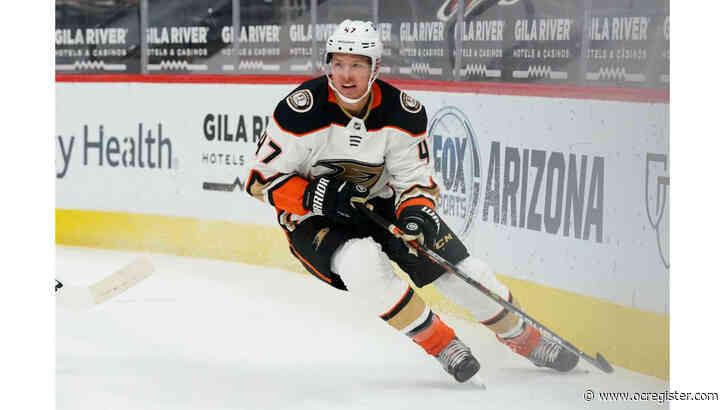 Ducks say Hampus Lindholm might miss rest of season