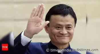 Jack Ma's fortune jumps $2bn after record Alibaba fine