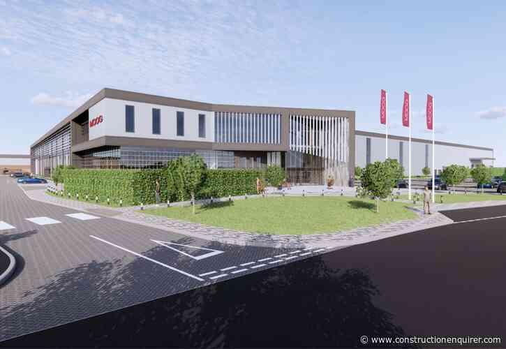 Readie lands £28m deal for Moog Controls centre