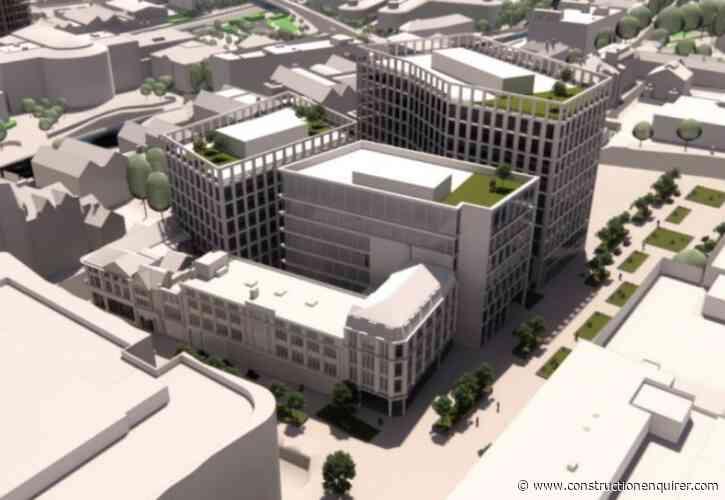 B&K set for £200m Nottingham Broadmarsh offices scheme