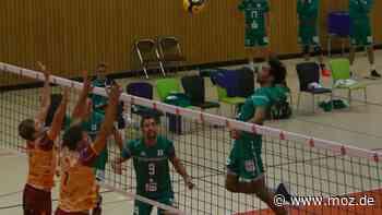 2. Volleyball-Bundesliga: Flipperspiel des SV Lindow-Gransee beim Kieler TV - moz.de