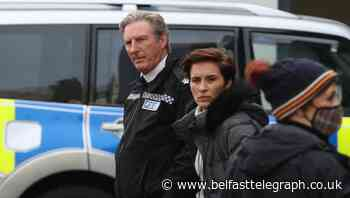Desperate for clues... Belfast leads Line of Duty web hunt