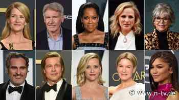 """""""Sonnenbrille könnte nötig sein"""": Starbesetzung für Oscar-Show steht fest"""