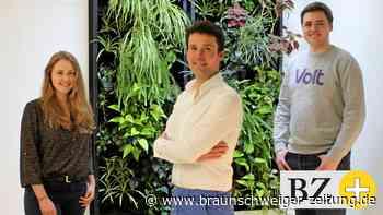 """""""Volt"""" unterstützt Braunschweiger OB-Kandidat Kaspar Haller"""