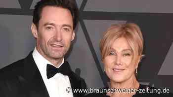 25. Hochzeitstag: Hugh Jackman und Deborra-Lee Furness feiern Silberhochzeit