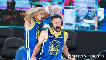 Steph Curry revisits iconic 2009 'figure it out' tweet after record night