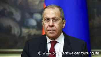 Atomabkommen: Russlands Außenminister Lawrow zu Gesprächen in Teheran