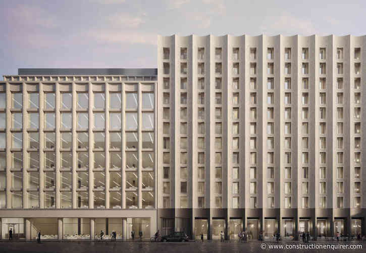Green light for £46m Shoreditch hotel and office scheme