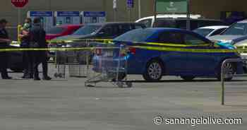 Police: Child Fatally Shot by Another Child in Walmart Parking Lot - San Angelo LIVE!