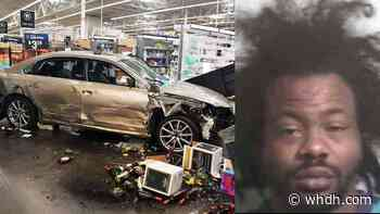 Police: Ex-Walmart employee drove car through store after getting fired - Boston News, Weather, Sports | WHDH 7News