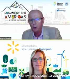 Talking sustainability: Walmart's Jane Ewing on prioritising people and the planet - The Moodie Davitt Report - The Moodie Davitt Report