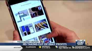 Your Money: IRS & eBay profits, Walmart & small business, J&J shares under pressure, COVID-detecting smartphone - WAVE 3