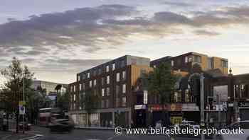 Plan for 1000 Belfast student accommodation units costing £75m