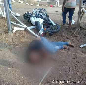 Sicarios asesinan a hombre en Juan de Acosta - Diario La Libertad